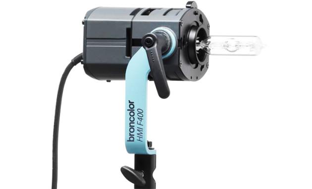 HMI-F400-Continous-Light-Bronocolor