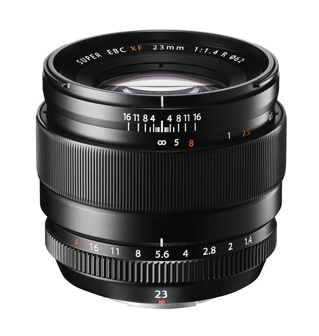 XF Lens_23mm